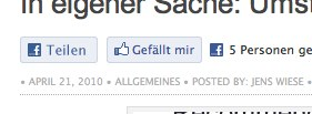 "Das große Facebook ""Share""-Experiment"