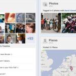 Neue Freunde werden mit Profilbild angezeigt. Auch die Anzahl ist sichtbar.