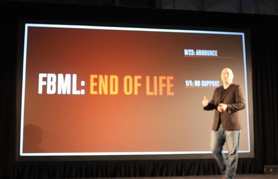 FBML: End of Life – Facebook schaltet in Zukunft die alten FBML Apps komplett ab