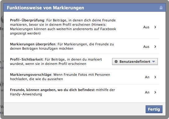 Facebook Tipps: Tagging bestätigen – Diese Funktion solltet ihr aktivieren