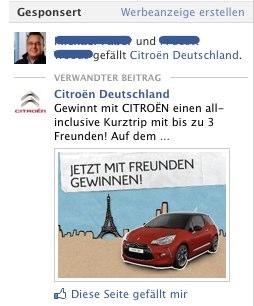 """Neue Anzeigenform """"Verwandter Beitrag"""""""