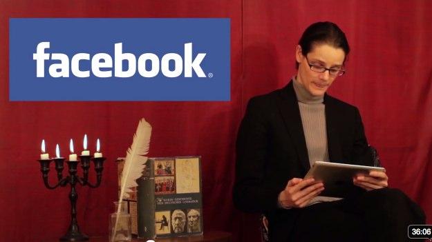 Video: Lesung der Facebook Nutzungsbedingungen (AGB)