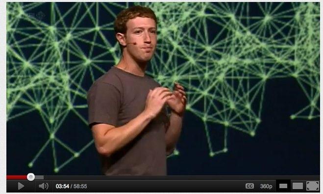 Einstündige Doku über Mark Zuckerberg – Inside Facebook @ BBC Two