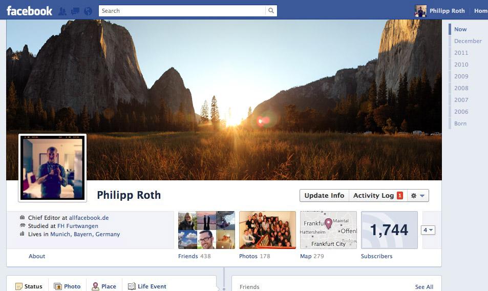 15 kostenlose Coverfotos für die Facebook Chronik aus der Redaktion