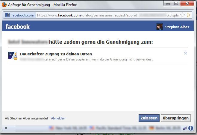 """Facebook schafft """"Offline"""" Zugang auf Userdaten ab"""