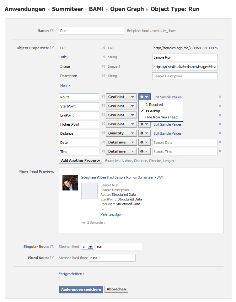 """Tutorial: Eigene """"Running"""" Timeline Anwendung erstellen (beta)"""