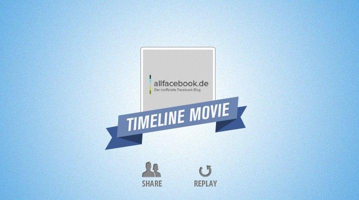 Die eigene Timeline als Film: Jetzt auch für Unternehmen