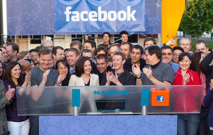 Bildergalerie: Der Facebook Börsengang