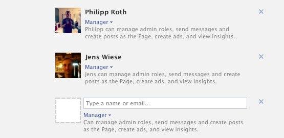 Endlich: Facebook führt Admin Rollen für Facebook Pages ein