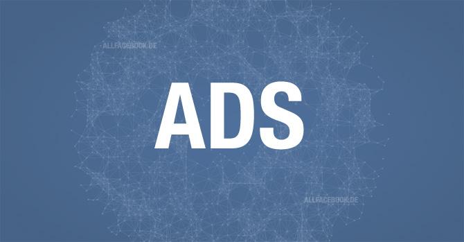 Endlich: Liste aller aktuellen Facebook Anzeigenformate