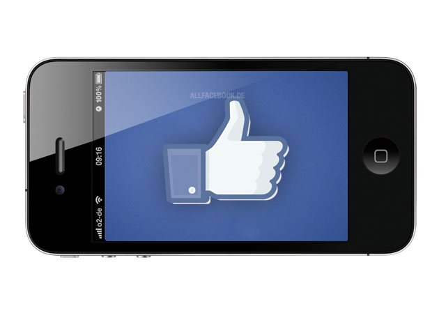 Mobile Apps: Facebook Like nun als eigene Open-Graph-Aktion vorhanden