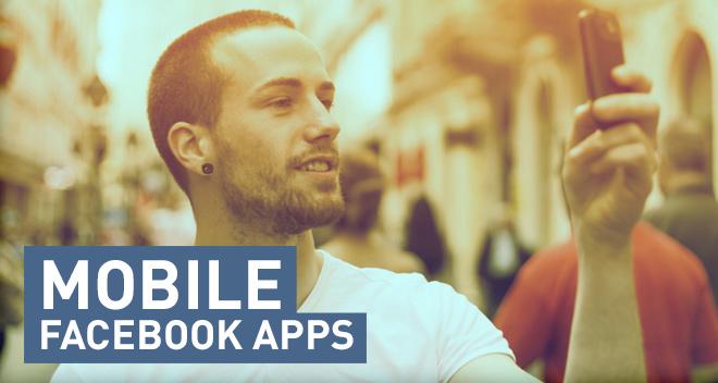 Die Möglichkeiten mobiler Facebook-Web-Apps