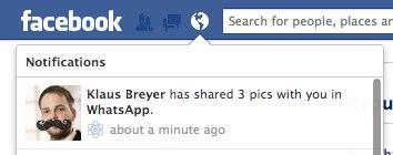 """Vorsicht vor dem """"WhatsApp"""" SCAM auf Facebook!"""