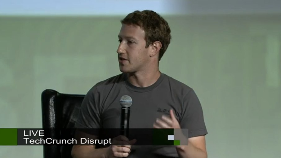 Video: Erstes Interview mit Mark Zuckerberg nach dem Börsengang @TechCrunch Disrupt