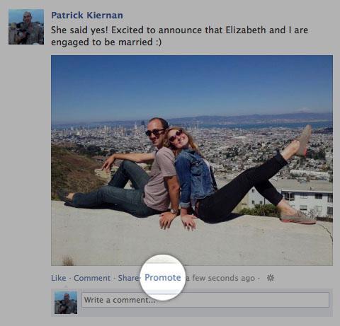 Jetzt offizieller Test in den USA: Private Posts gegen Geld auf Facebook bewerben!