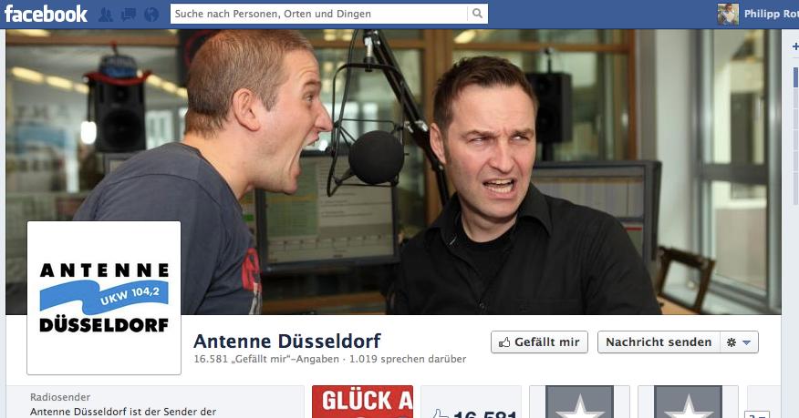 Facebook & Radiosender: Die Charts der NRW-Radiosender im Oktober 2012