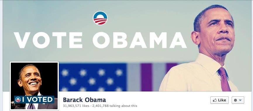 Endspurt im US-Wahlkampf: Wie die Kampagnen von Obama und Romney Facebook zur Wählermobilisierung nutzen