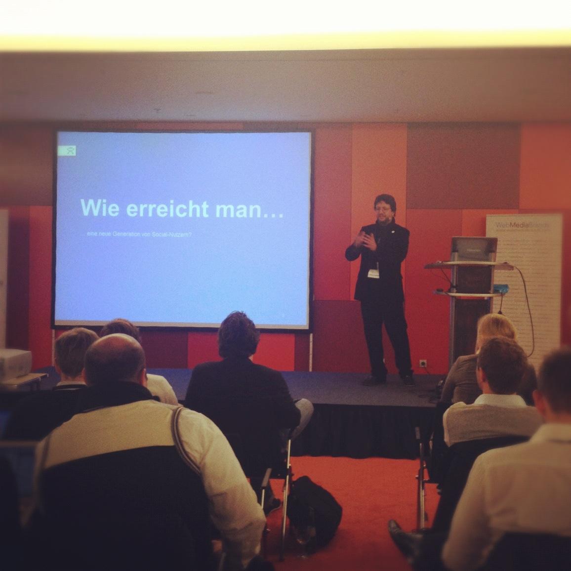 Lufthansa Blue Legends: Location Based Marketing mit Facebook und Foursquare @ AllFacebook Marketing Conference