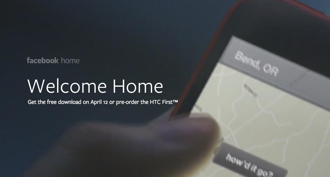 Das ging schnell: Facebook Home jetzt auch offiziell im deutschen Google Play Store