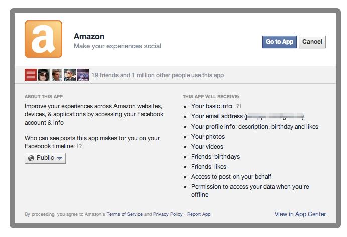 Tschüss Privatsphäre: Wie viele Informationen man manchmal durch ein einfaches Facebook Gewinnspiel weitergibt…