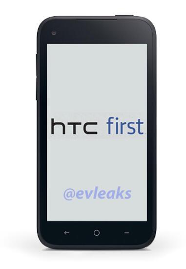 HTC first ist das Facebook Phone?