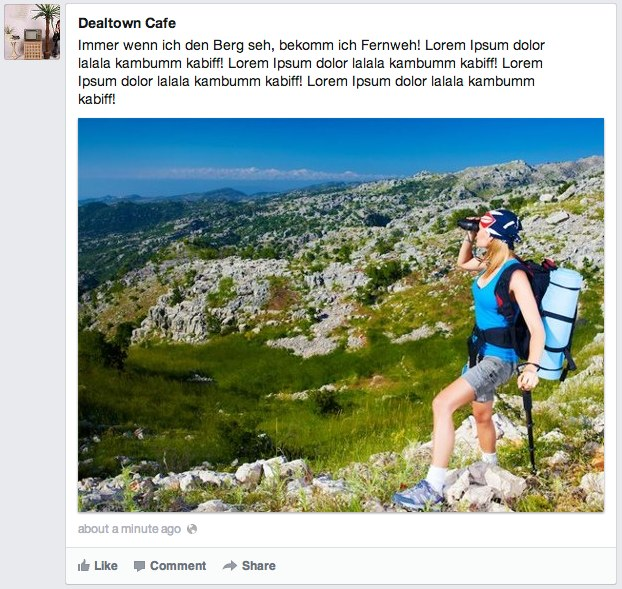 How-To: Fotos für den neuen Facebook Newsfeed optimieren (Update)