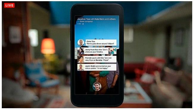 """Facebook Home – Überblick & Einführung in das neue mobile Facebook """"Betriebssystem"""" für Android Smartphones"""