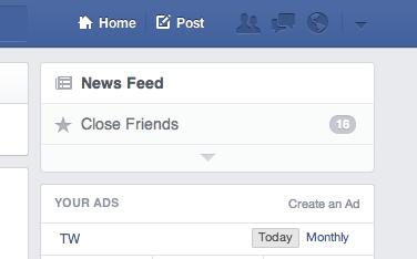 Neuer Header, neue Dialoge: Facebook testet weiterhin Interaktionsmöglichkeiten