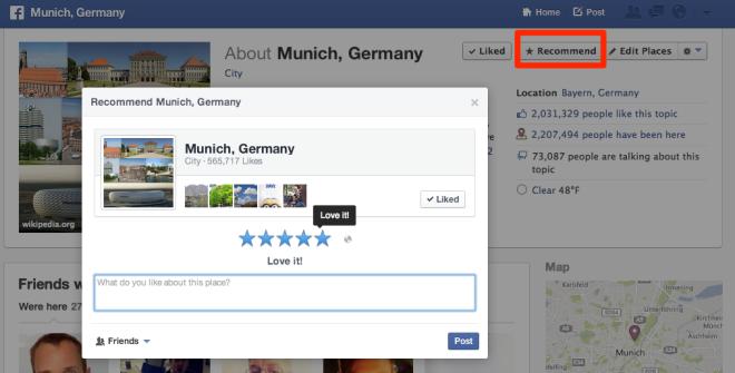 Recommendations-Munich