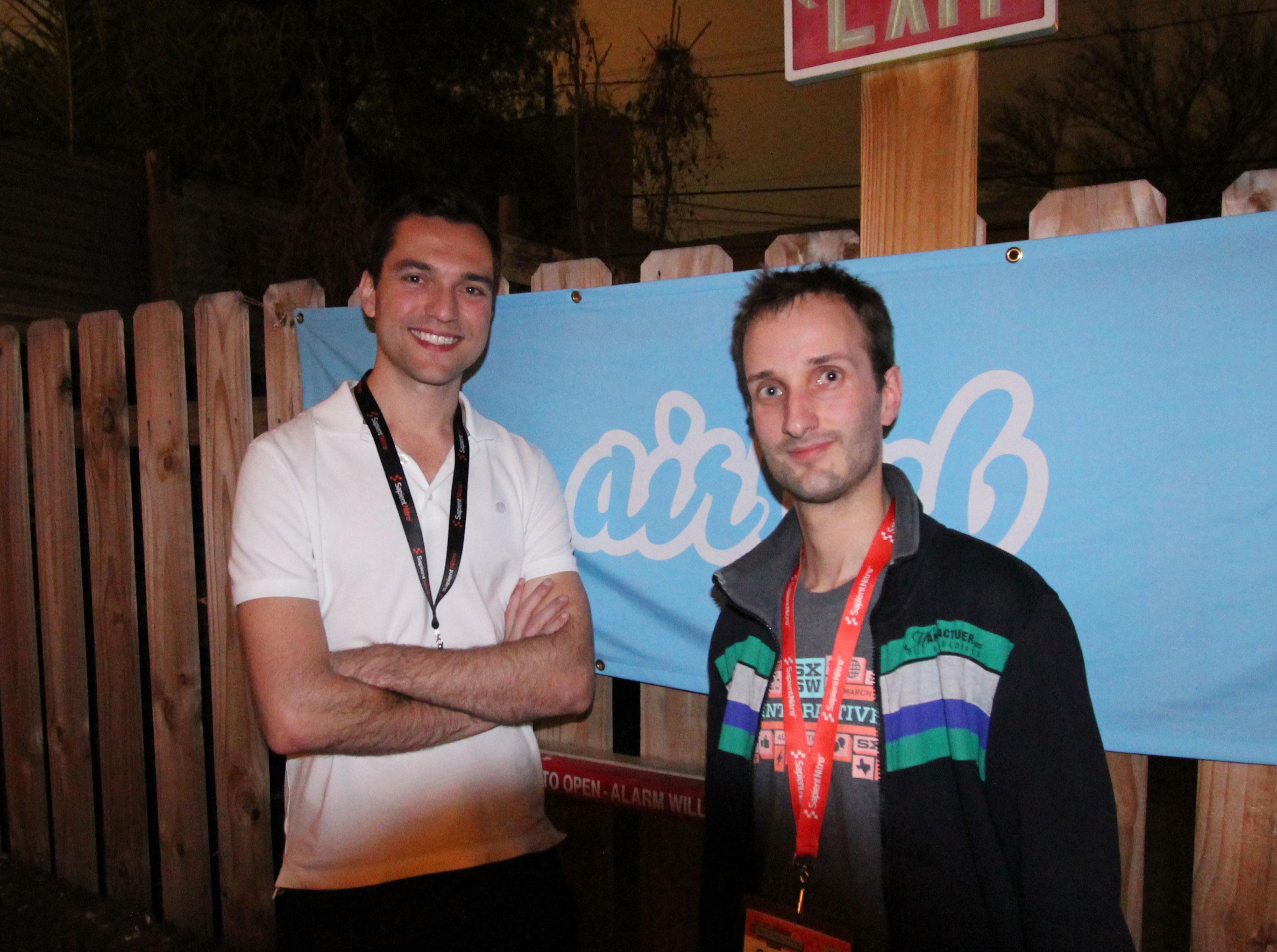 Dreamteam Airbnb und Facebook? Unser Interview mit CTO Nathan Blecharczyk