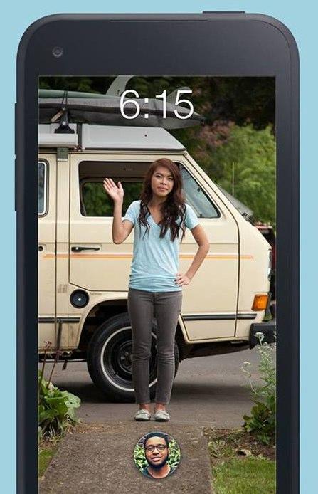 Coverfeed für ausgewählte Smartphones jetzt in der normalen Facebook-Anwendung