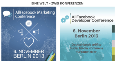 AllFacebook Marketing & Developer Conference: Super-Frühbucher-Preis nur noch bis Freitag!
