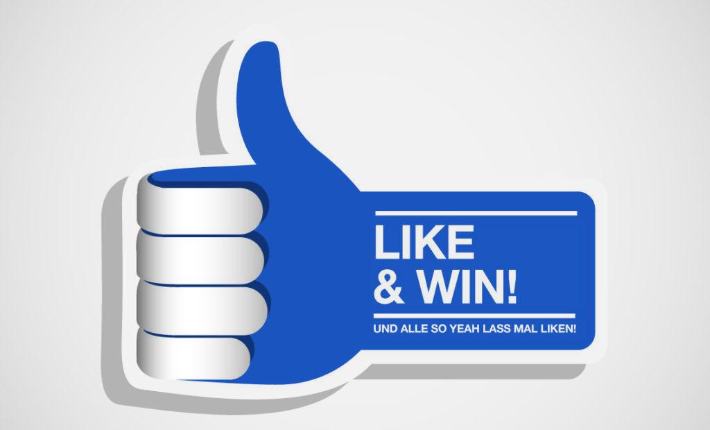 """Facebook lockert die Promotion Guidelines: Freifahrtschein für """"Like & Comment"""" Gewinnspiele auf Facebook mit einigen Stolperfallen!"""