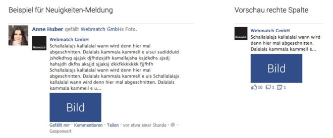 Cut My Post - Optimiere deine Facebook-Posts-1