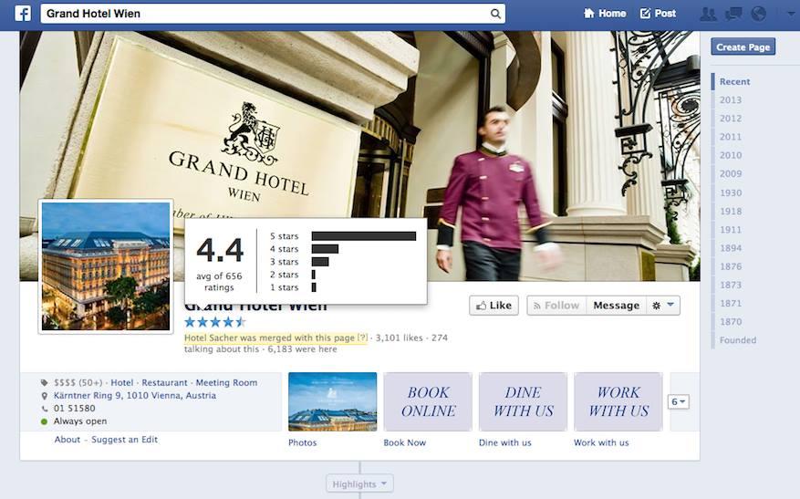 Test: Facebook zeigt Details zu Page-Bewertungen an (Update)