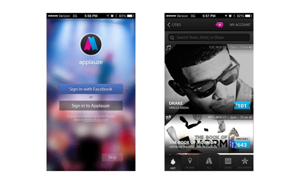Best Practices: Vier Mobile Apps mit Facebook Login verraten ihre Zahlen.