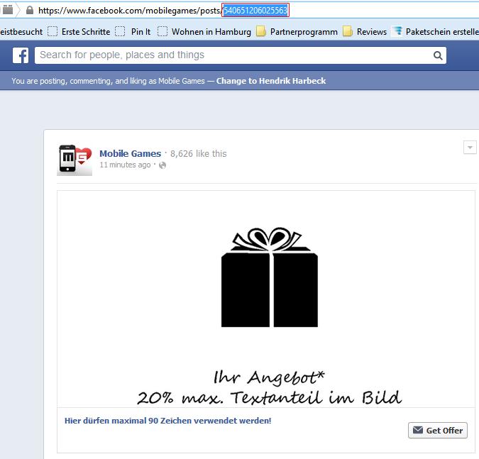 Ausführliche Anleitung: Facebook Offers für Anfänger und Fortgeschrittene (Gastbeitrag)