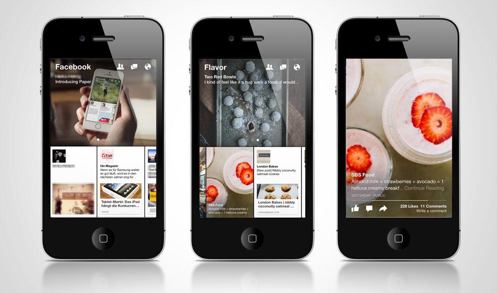 Facebook Paper: Alle Funktionen im Detail (und so könnt ihr die App schon jetzt nutzen)