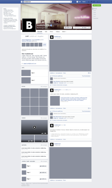 buddybrandtemplate-facebook-brandpage-2014DE-chronik