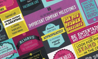 Infografik: 22 Tipps, um gegen sinkende Facebook Reichweite anzukämpfen