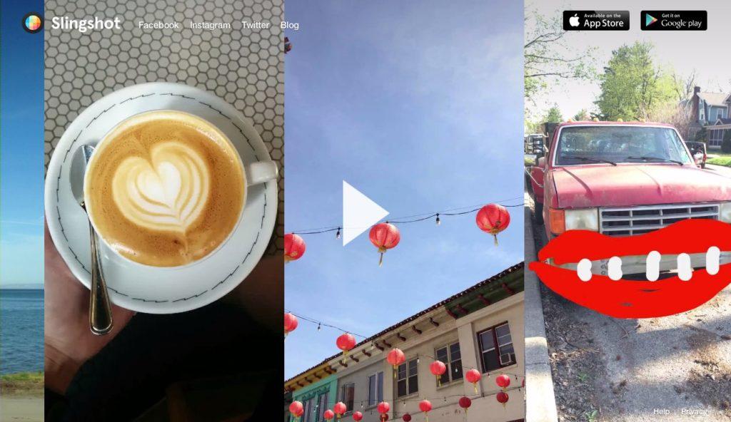 Slingshot: Die neue Facebook App ab jetzt offiziell verfügbar (Update)
