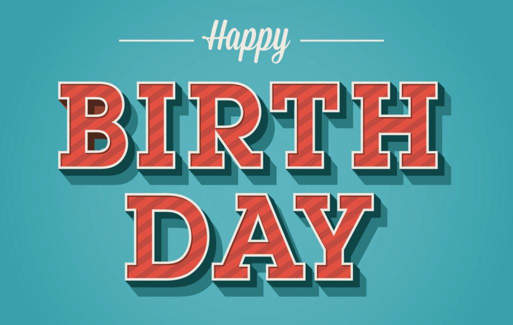7 Jahre! Happy Birthday Allfacebook.de!
