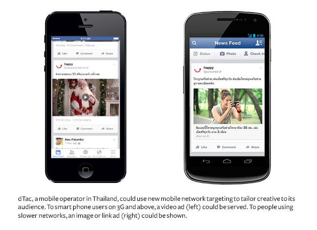 Facebook Ads: Targeting nun auch nach mobiler Netzwerkgeschwindigkeit möglich