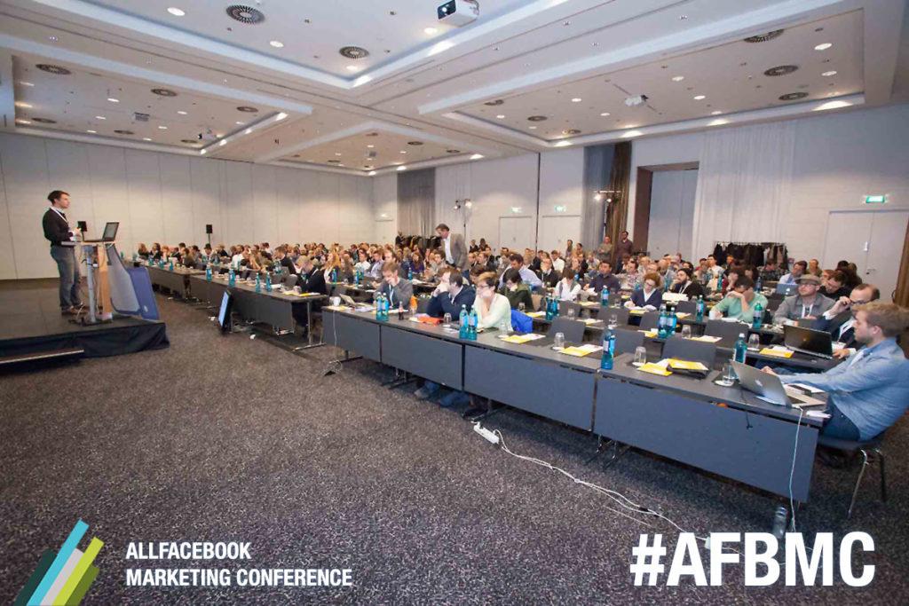 Erste Facebook-Ad-Benchmark-Studie in Deutschland für die B2B-Branche @ #AFBMC