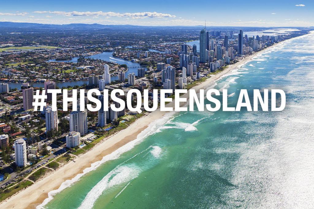 Branded Hashtag: #thisisqueensland zeigt wie es geht
