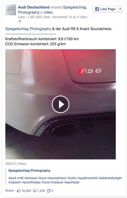 Spiegelschlag Photography & der Audi RS 6 Avant... - Audi Deutschland 2014-12-03 12-49-23