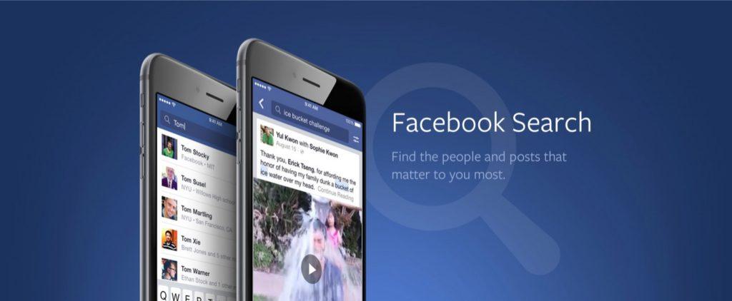 Jetzt direkt testen: Die neue Facebook-Suche nach Stichworten (Update)