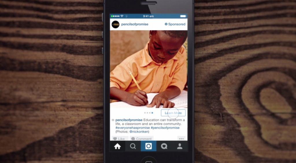 """Instagram """"Carousel Ads"""", die ersten Anzeigen mit Links sind verfügbar"""