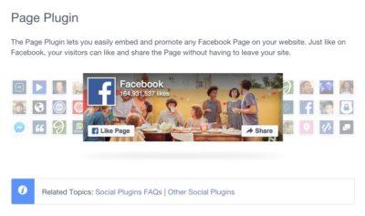 Achtung: Die Facebook Like Box wird in 1,5 Wochen abgeschaltet und durch das Page Plugin ersetzt