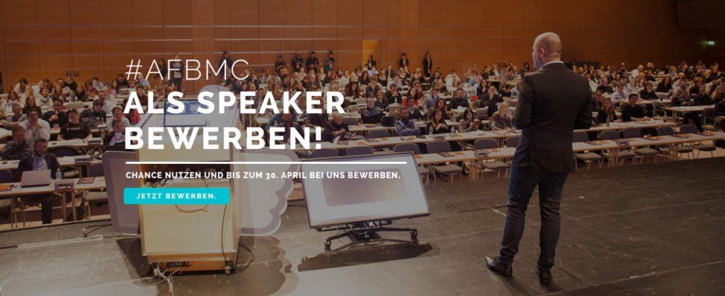 Endspurt: Call For Speaker für die AllFacebook-Konferenz in Berlin noch bis Pfingsten